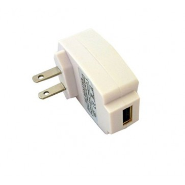 Professional Cable WALL-USB USB Wall Charger for iPhone, iPod, and More - White