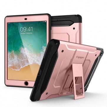 """Spigen iPad 9.7"""" Tough Armor Tech Rose Gold"""