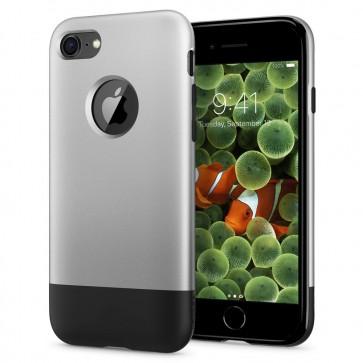 Spigen iPhone 8 Classic One Aluminum Gray
