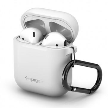 Spigen AirPods Silicone Case White