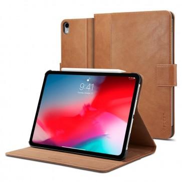"""Spigen iPad Pro 11"""" (2018) Stand Folio (Version 2) Brown"""