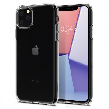 Spigen iPhone 11 Pro Max Liquid Crystal  Case Crystal Clear