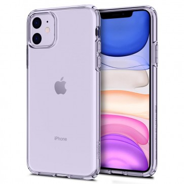 Spigen iPhone 11 Liquid Crystal  Case Crystal Clear