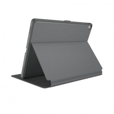 Speck 12.9-inch iPad Pro (2015 and 2017 Models) Balance Folio w/Magnet - Stormy Grey/Charcoal