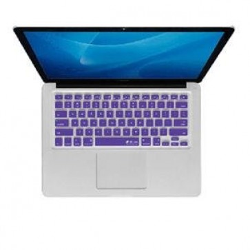 KB Covers Purple Checkerboard Keyboard Cover for MacBook/Air 13/Pro (2008+)/Retina & Wireless