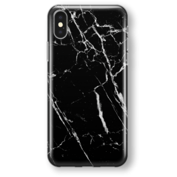 Recover Black Marble iPhone X/XS case