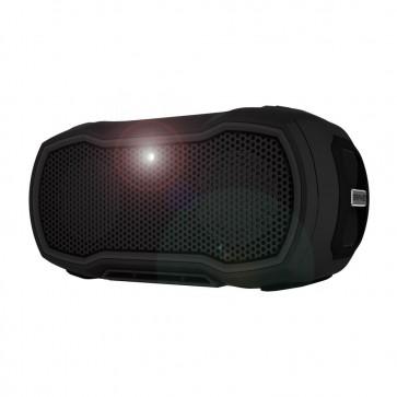 BRAVEN READY PRO Outdoor Waterproof Speaker - Black/Black/Titanium