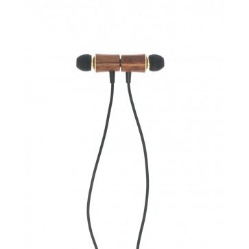 Reveal Magnetic Wooden BT Headphone - Rose Wood