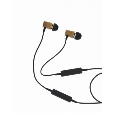 Reveal Magnetic Wooden BT Headphone - Bamboo