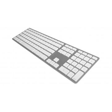 Matias Wireless Aluminum Keyboard - Silver