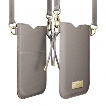 Laut iPhone 11 Pro NECKLACE SLEEVE PRESTIGE TAUPE