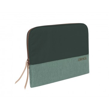 "STM grace 15""  laptop sleeve hunter green"