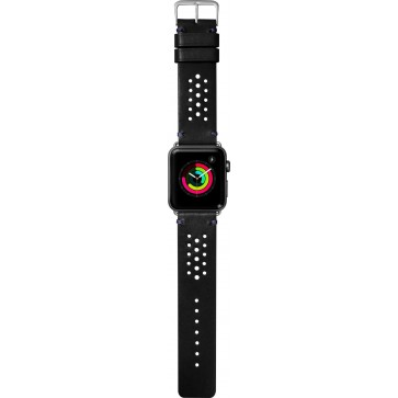 Laut HERITAGE For Apple Watch Series 1-5 JET BLACK (42/44mm)