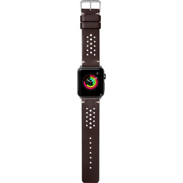 Laut HERITAGE For Apple Watch Series 1-5 BURGUNDY (42/44mm)