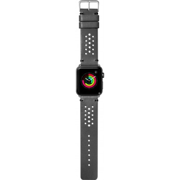Laut HERITAGE For Apple Watch Series 1-5 SLATE GREY (42/44mm)