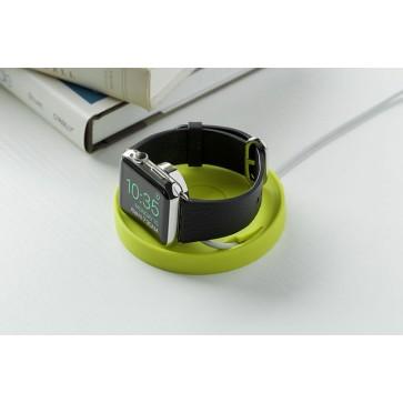 BlueLounge Kosta Soft Rubber coaster for Apple Watch - Light Grey