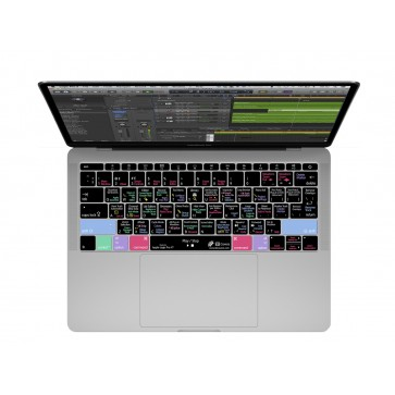 "KB Covers Logic Pro X Keyboard Cover for MacBook 12"" Retina & MacBook Pro 13"" (Late 2016+) No Touch Bar"