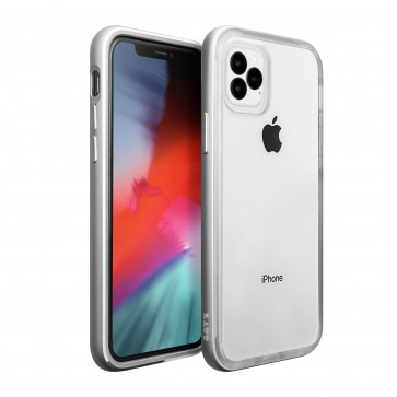 Laut iPhone 11 Pro Max EXOFRAME SILVER