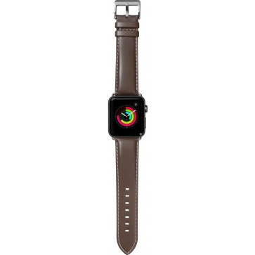 Laut OXFORD For Apple Watch Series 1-5 ESPRESSO (38/40mm)