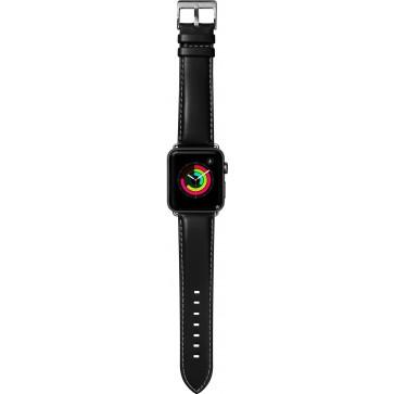 Laut OXFORD For Apple Watch Series 1-5 NOIR (38/40mm)