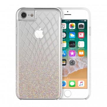 Incipio Design Series - LUX for iPhone 8, iPhone 7, & iPhone 6/6s - Multi-Glitter