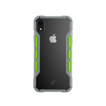 Element Case Rally iPhone XS Max light grey/lime