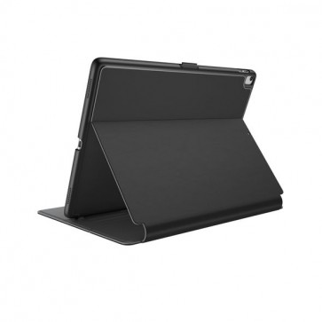 Speck iPad 9.7-Inch (2017)/6th Gen, 9.7-Inch iPad Pro, iPad Air 2/Air Balance Folio - Black/Slate Grey