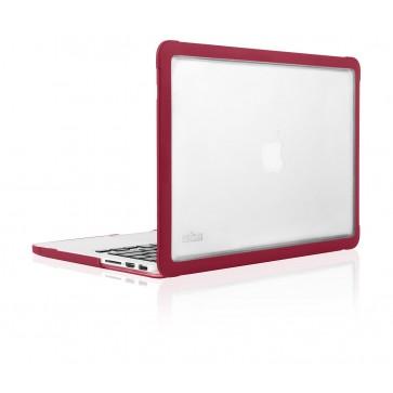 "STM dux MacBook Pro Retina 15"" case - chili"