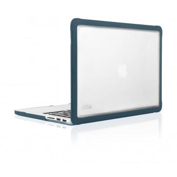 """STM dux MacBook Pro Retina 13"""" case - moroccan blue"""