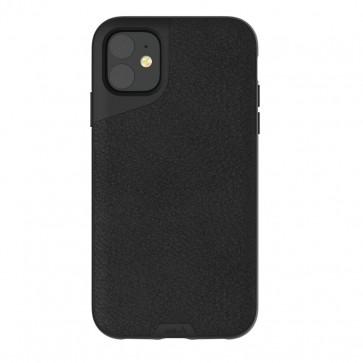 Mous iPhone 11 Contour Case Black Leather