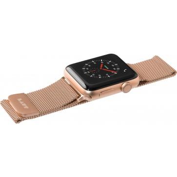 Laut STEEL LOOP For Apple Watch Series 1-5 Gold (42/44mm)