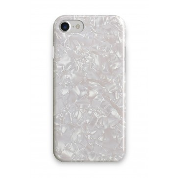 Recover White Shimmer iPhone 8/7/6 case