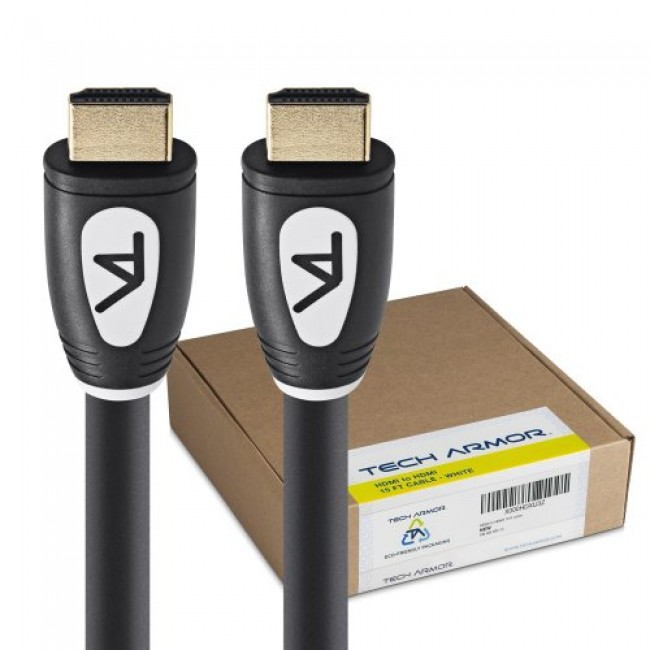 nuTCS: Old Friends New Products - Tech Armor HDMI Cable - 15 Feet ...