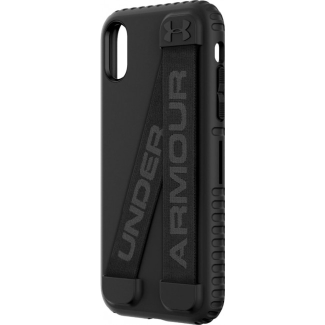 brand new 5a341 ab518 Under Armour UA Protect Handle-It Case for iPhone XR - Black/Black/Stealth