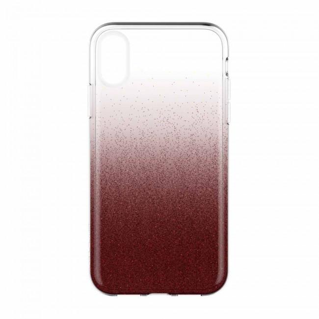 finest selection 90e7a 5818a Incipio Design Series Classic for iPhone XR - Cranberry Sparkler