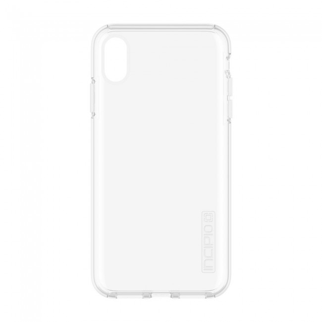cheap for discount 270f8 8161c Incipio DualPro for iPhone Xs Max - Clear
