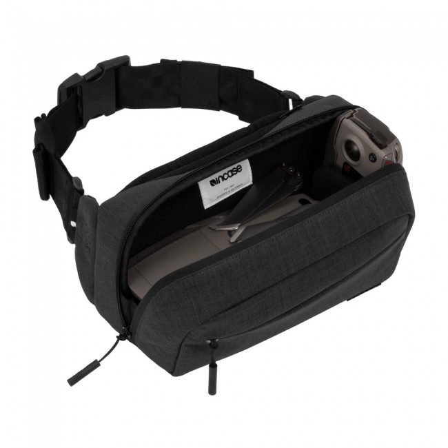 Incase Camera Side Bag W Woolenex Graphite
