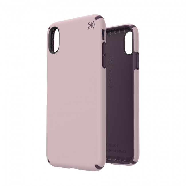 outlet store 12497 4a159 Speck iPhone Xs Max PRESIDIO PRO MEADOW PINK/VINTAGE PURPLE