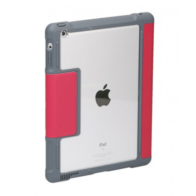 Stm Dux Rugged Case For Ipad 9 7 2017 6th Gen Red