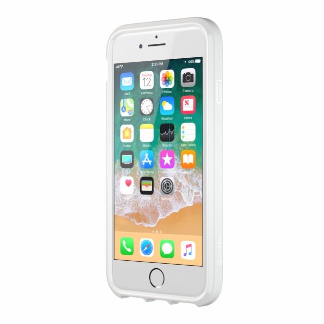 new concept 95f54 779ef Griffin Survivor Core - White/Clear - iPhone 8 Plus/7 Plus/6 Plus/6S Plus