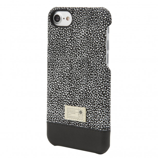 buy popular 80fbc dbf1b HEX FOCUS CASE FOR iPhone 8 BLACK/WHITE STINGRAY LEATHER