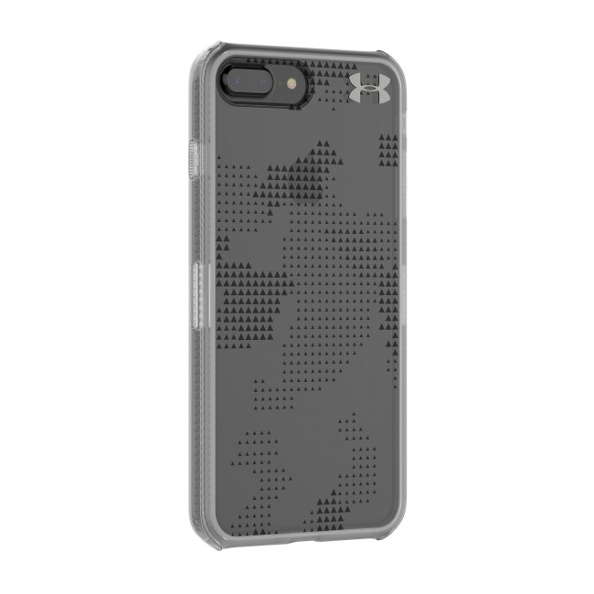 separation shoes a29c8 65849 Under Armour UA Protect Verge Case for iPhone 8 Plus & iPhone 7 Plus -  Translucent Utility Graphite/Elemental