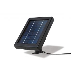 Ring Solar Panel for Battery Spotlight Cam - Black