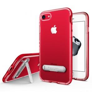 Spigen iPhone 7/8 Crystal Hybrid Dante Red