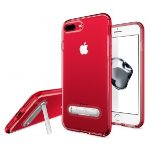 Spigen iPhone 8 Plus/7 Plus Crystal Hybrid Dante Red