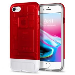 Spigen iPhone 7 / 8 Classic C1 Case Ruby