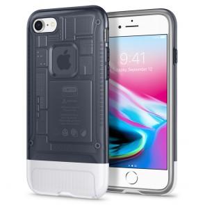 Spigen iPhone 7 / 8 Classic C1 Case Graphite