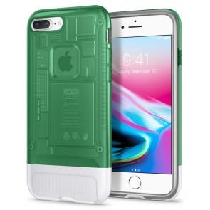 Spigen iPhone 7 Plus / 8 Plus Classic C1 Case Sage