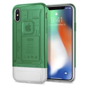 Spigen iPhone X Classic C1 Case Sage