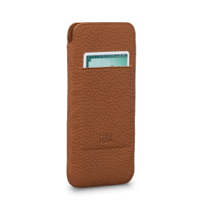 Sena Ultraslim Wallet iPhone 11 Tan